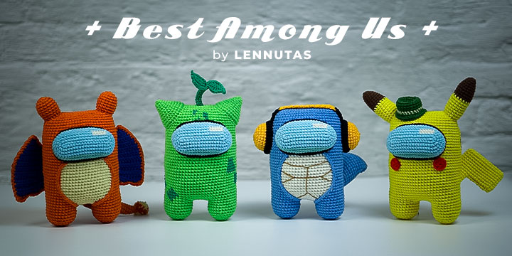 among us crochet patterns